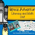 Space Adventures in Literacy and Math &amp; Space Shuttle Craftivity