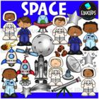 Space Clip Art Bundle
