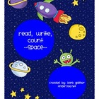 Space Read Write and Count