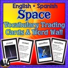 Space Vocabulary Card Pack