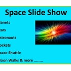 Space and Planets PowerPoint Slide Show