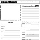 SpaceBook - Personality Page