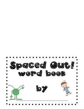 Spaced Out! Writing Center