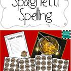 Spaghetti Spelling