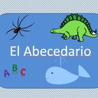 Spanish ABC PowerPoint - Teaches letter sounds (Dual Langu