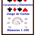 Spanish Activity for Small Groups: Numbers 1-100