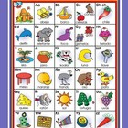 Spanish Alphabet Charts