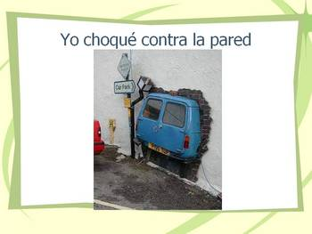 Spanish Car, Gar, Zar Verbs in Preterit Tense