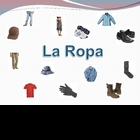 Spanish Clothing (Ropa) Powerpoint Activities and Games