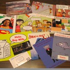 Spanish Comic Bulletin Board Set