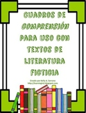 Cuadros de comprensión para literatura ( Comprehension Bo