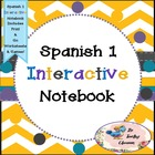 Spanish Craftivities, Worksheets, Posters, Flapbooks -  In