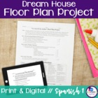 Spanish Dream House Floor Plan Project