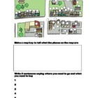 Spanish El Centro Vocabulary Worksheet