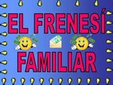Spanish Family Feud Game - Daily Routine, Reflexive Verbs,