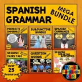 Black Friday Sale! Spanish Grammar Bundle: Commands, Inter