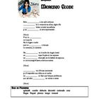 Spanish Grammar: Zahara - Merezco music video lyrics cloze