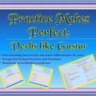 Spanish Interactive Exercises -- Verbs Like Gustar -- 100s