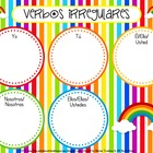 Spanish Irregular Verbs Sorting Mat FREEBIE