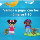 Spanish Numbers 1-20 Powerpoint Activities (Elementary, FL