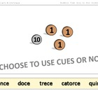 Spanish PowerPoint: Numbers 0 to 100 with Coins (Introduct