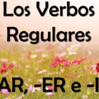 Spanish PowerPoint with AR, ER, &amp; IR Regular Present Tense Verbs