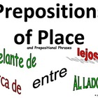 Spanish Prepositions of Place and Prepositional Phrases Po