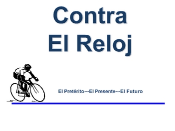 Spanish Preterite Writing Activity (Powerpoint)