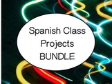 Spanish Project Bundle - Hispanic Countries, Hispanic Heri
