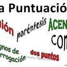 Spanish Punctuation Classroom Signs & Reference