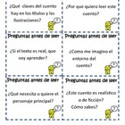 Spanish Questioning Cards