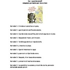 Spanish Readers Theater- Si le das un pastelito a un gato