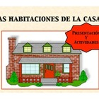 Spanish Rooms in the House-Habitaciones Presentation and A