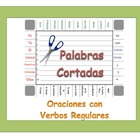 Spanish Sentence Formation Practice Activity: Regular Verb