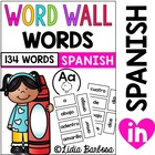 Spanish Sight Words for the word wall