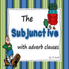 Spanish Subjunctive Adverb Clause Notes and Practice Powerpoint
