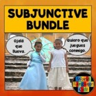 Spanish Subjunctive Unit - Over 40 Pages to Spice Up the S