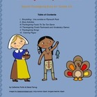 Spanish Thanksgiving Story &amp; Unit: Grades 3-6