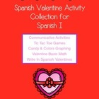 Spanish Valentine Activity Collection