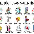 Spanish Valentine&#039;s Day Unit!  (El Dia de San Valentin) (2