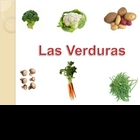 Spanish Vegetable Powerpoint Activities