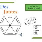 Spanish Verb Form Practice Activity (Pairs or Groups): AR Verbs