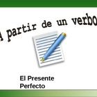 Spanish Verb Form Practice with Sentences: Present Perfect