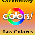 Spanish Vocabulary - Colors