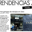Spanish Zara Fashion Reading Activity