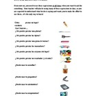 Spanish classroom expressions-student reference guide