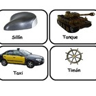 Spanish flashcards :Transports