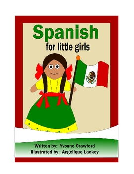 Spanish for Little Girls Workbook