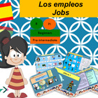 Spanish jobs, los empleos for beginners