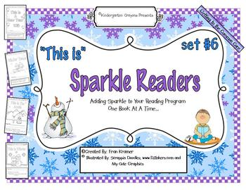 Sparkle Readers (Set #6)